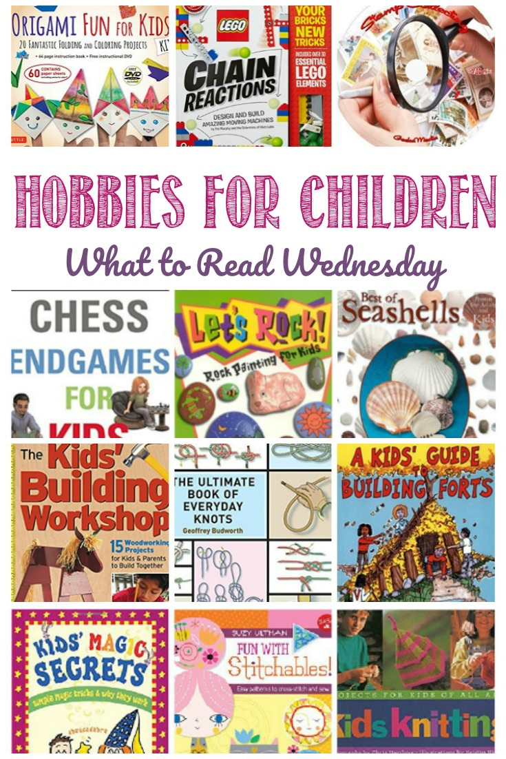 There is a hobby for everyone, it's just a matter of trying a few out to see what's most suitable. I've gathered up a collection of children's hobby books at Castle View Academy homeschool