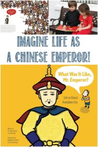 Imagine life as a Chinese Emperor at Castle View Academy homeschool