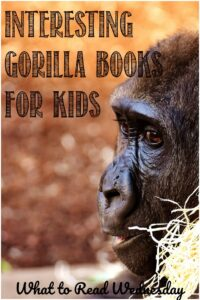 Interesting Gorilla Books For Kids at Castle View Academy homeschool