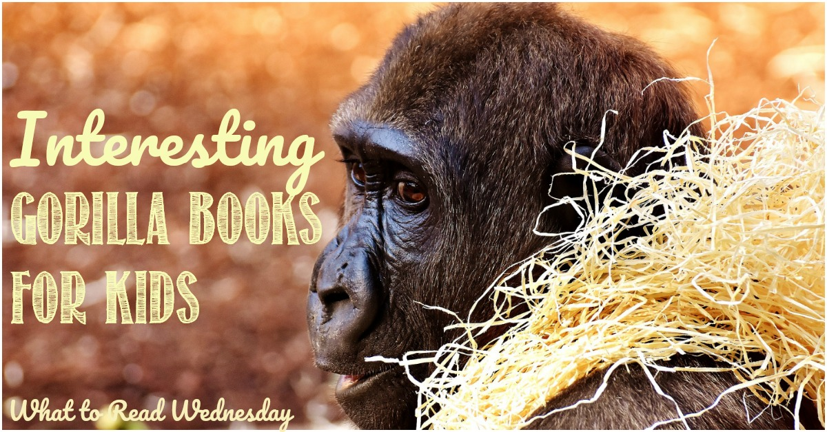 Interesting Gorilla Books For Kids at Castle View Academy