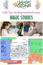 Magic Stories reviewed by Castle View Academy