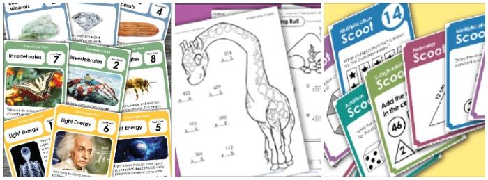Super Teacher Worksheet examples