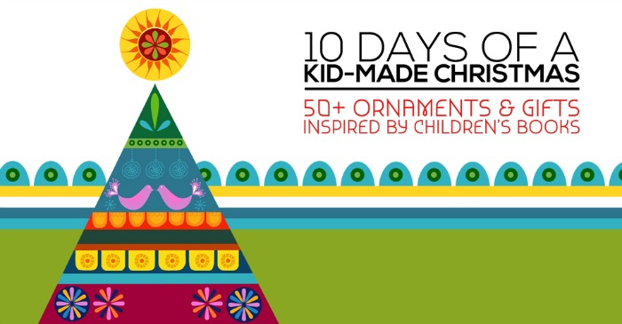 10 Days of a Kid-Made Christmas with Castle View Academy homeschool