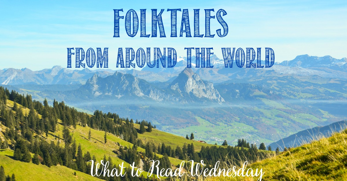 Folktales from around the world with Castle View Academy