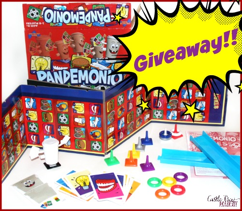Pandemonio Giveaway at Castle View Academy homeschool!