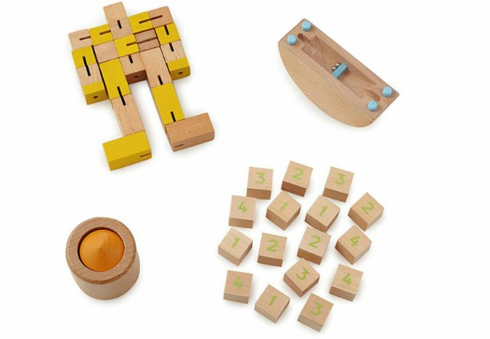 STEM Puzzle Set is on Castle View Academy's wish list from Uncommon goods