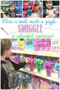 Where a smile meets a giggle, a fun day at Smiggle with Castle View Academy