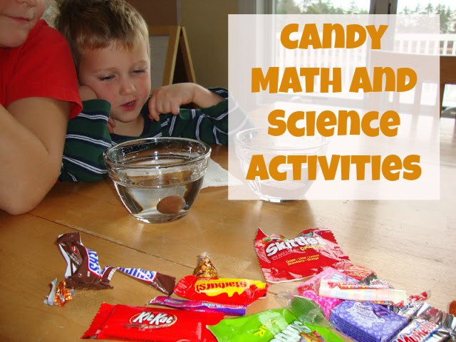 candy science activities