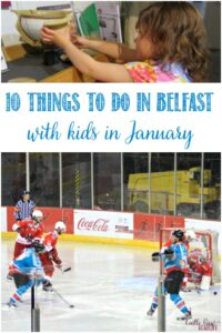 10 Things To Do In Belfast in January With Kids and Castle View Academy