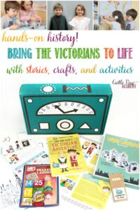 A review of Mysteries In Time, Victorians, by Castle View Academy