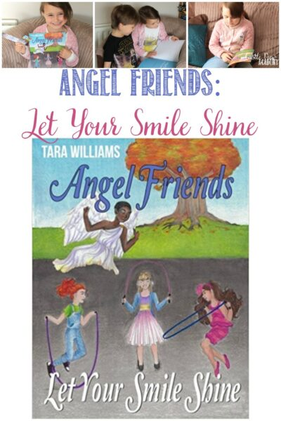 Angel Friends, Let Your Smile Shine, a review by Castle View Academy