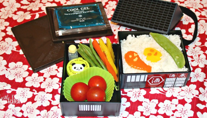 Emoji Bento at Castle View Academy homeschool