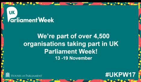 Parliament Week 2017