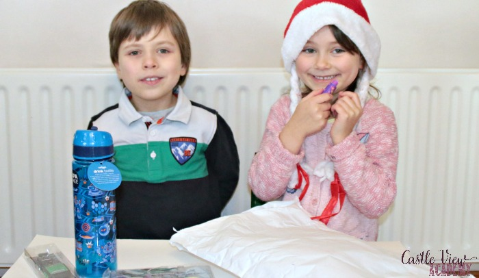 Smiggle stocking stuffers at Castle View Academy homeschool