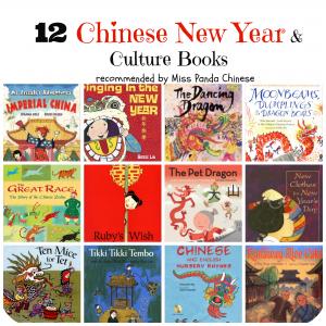 20 Chinese New Year Books