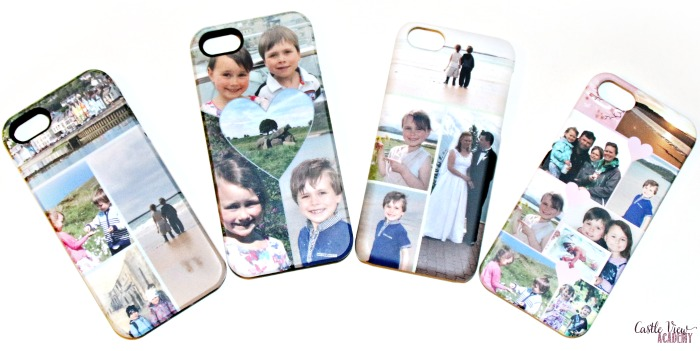 Custom iPhone case designs by Castle View Academy at CaseApp