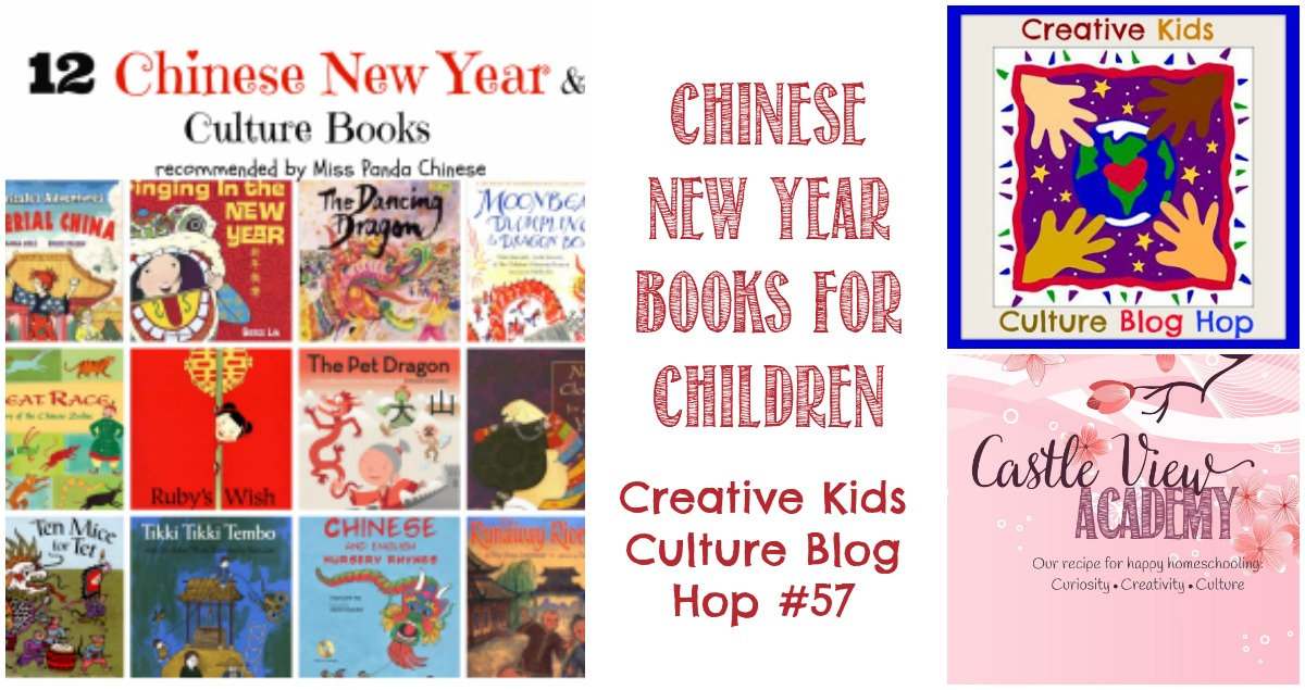 Chinese New Year Books at Castle View Academy