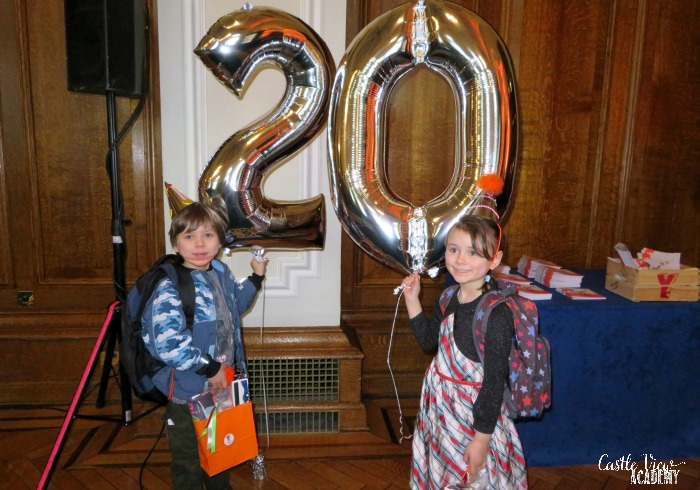 Belfast Children's Festival celebrates 20 years with a party and Castle View Academy homeschool