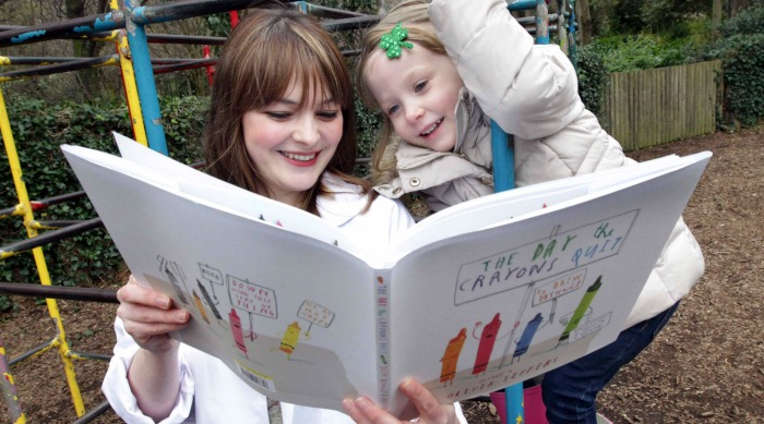 Book Clinic at Belfast Children's Festival