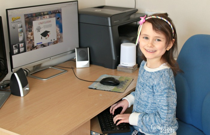 Castle View Academy achieves success with Ultrakey Online typing course