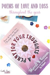 Castle View Academy reviews A Penny For Your Thoughts by Sherrill S Cannon