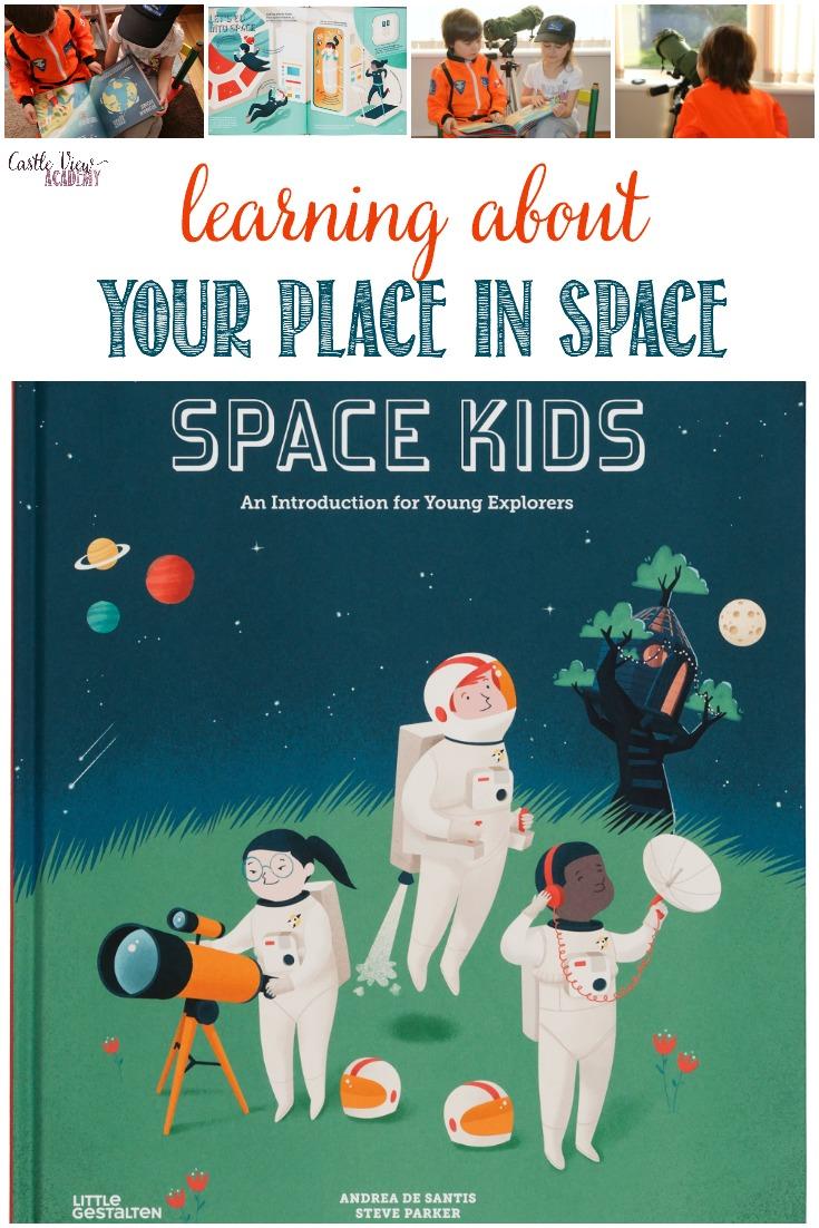 Castle View Academy reviews Space Kids by Little Gestalten