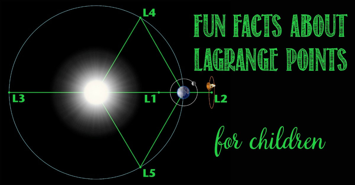 Fun facts about Lagrange points at Castle View Academy