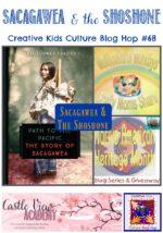 Sacagawea and the Shoshone CKCBH at Castle View Academy homeschool
