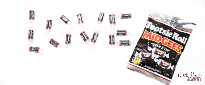Tootsie Rolls at Castle View Academy bring back memories