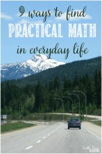 9 Ways To Find Practical Math In Everyday Life at Castle View Academy