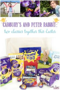 Cadbury and Peter Rabbit, Two Classics Together This Easter at Castle View Academy