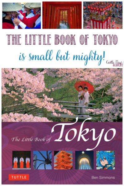 Castle View Academy homeschool reviews The Little Book of Tokyo