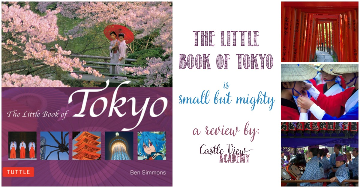 Castle View Academy reviews The Little Book of Tokyo