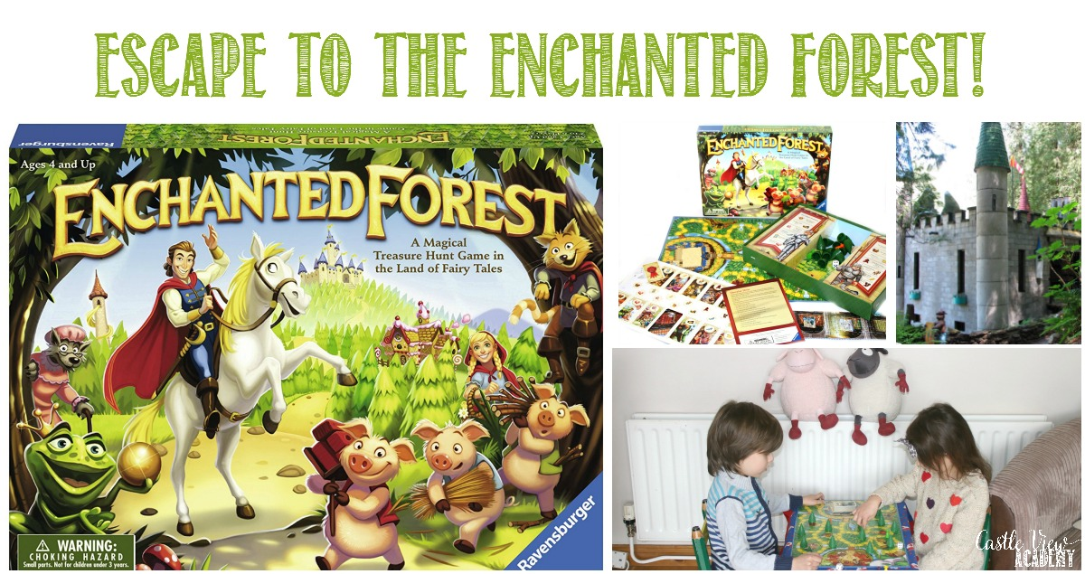 Escape To The Enchanted Forest with Castle View Academy