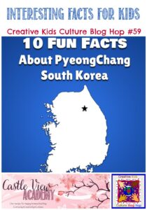 Interesting Facts About PyeongChang For Kids