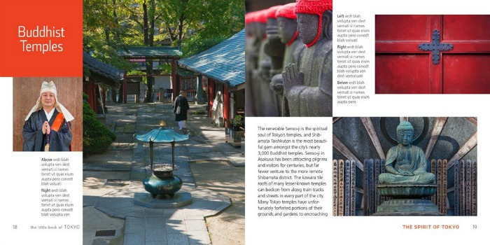 Little Book of Tokyo Temples, a review at Castle View Academy