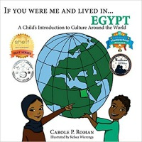 Review of If You Were Me and Lived In Egypt from Castle View Academy homeschool