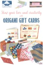 Tuttle Origami Gift Cards for all occassions reviewed by Castle View Academy homeschool