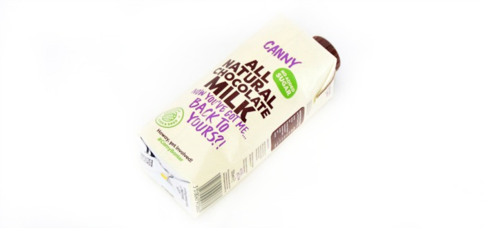 Canny 100 Natural Chocolate Milk reviewed