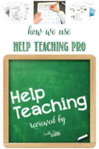 Castle View Academy homeschool reviews Help Teaching Pro