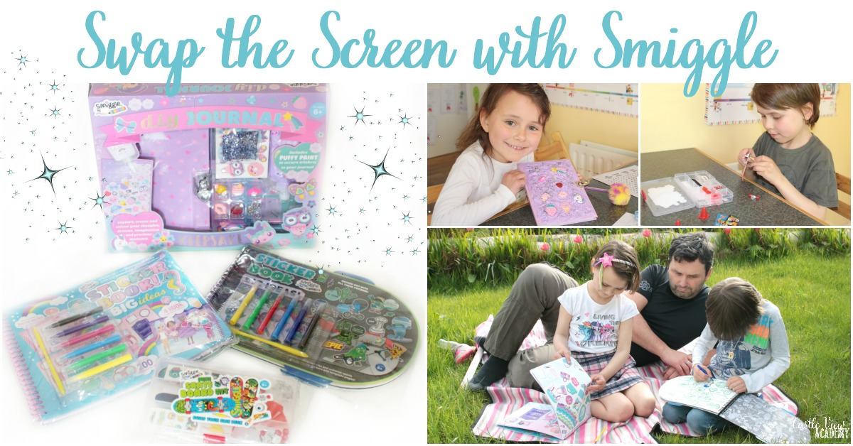 Castle View Academy Swaps The Screen with Smiggle