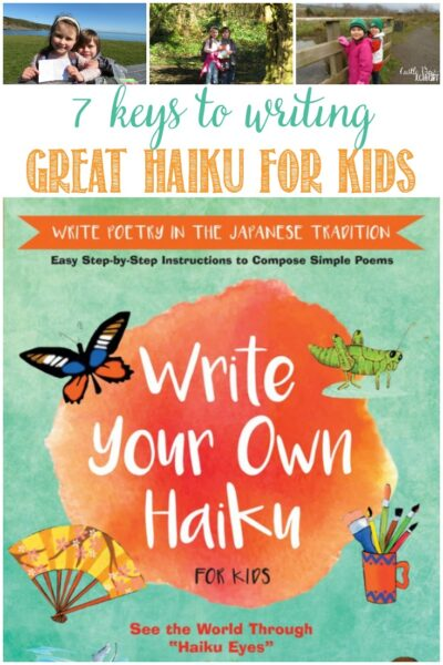 Castle View Academy homeschool reviews Write Your Own Haiku For Kids
