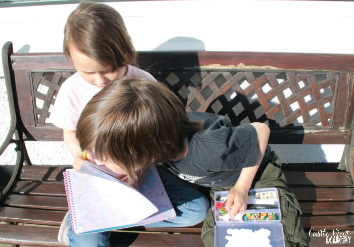 Castle View Academy starts Swap the Screen week with Smiggle products
