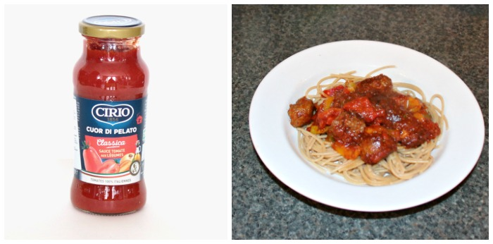 Cirio Pasta Sauce reviewed