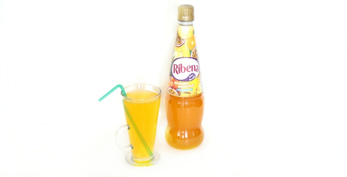 Ribena Pineapple & Passion Fruit reviewed