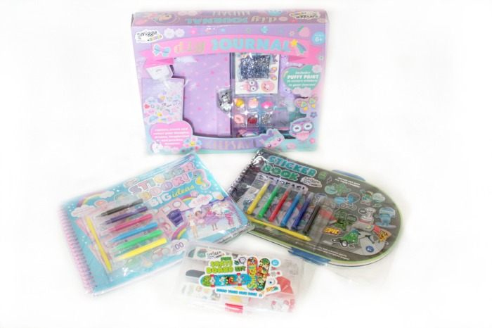 Smiggle products for Screen Free Week 1