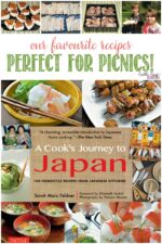 A Cook's Journey to Japan, Perfect Picnic Recipes with Castle View Academy