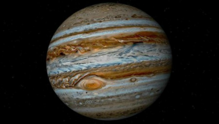 Facts About Jupiter at Castle View Academy homeschool