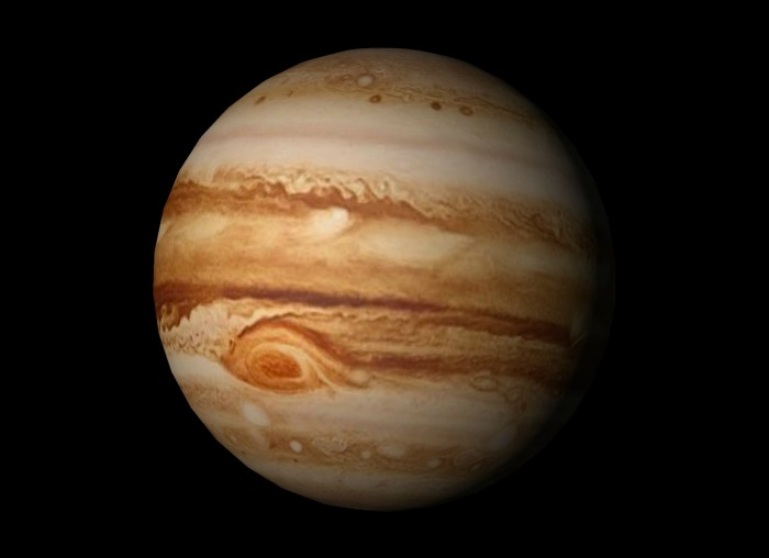 facts about Jupiter for kids at Castle View Academy homeschool