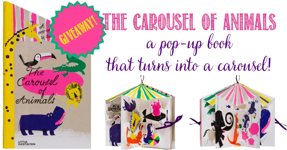 Carousel Of Animals Reviewed by Castle View Academy + giveaway